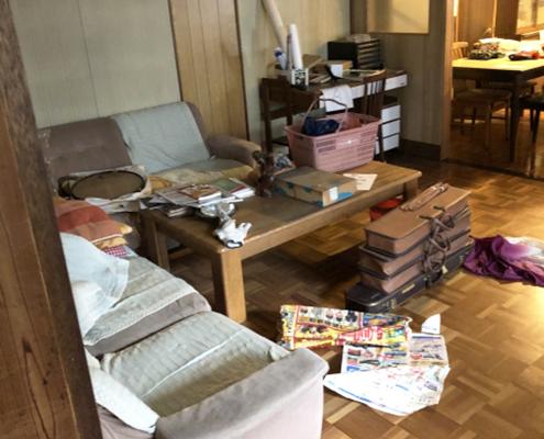 家具の回収