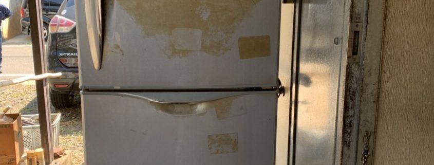 冷蔵庫の出張回収