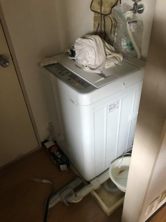 パナソニックの洗濯機