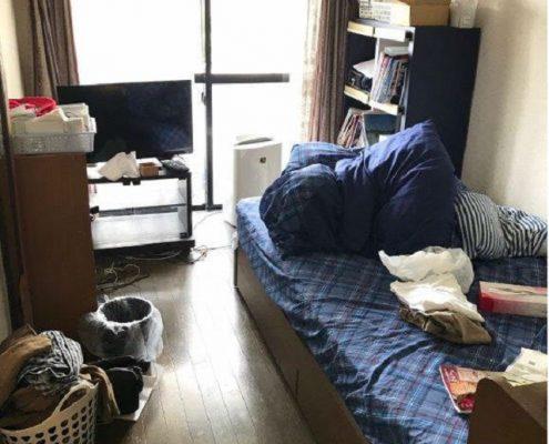 不要になったベットなどの家具