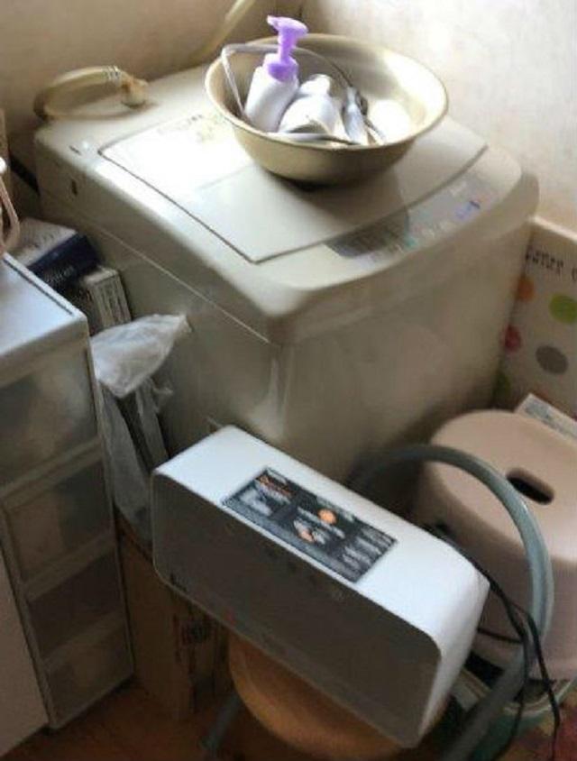 洗濯機などの不用品回収