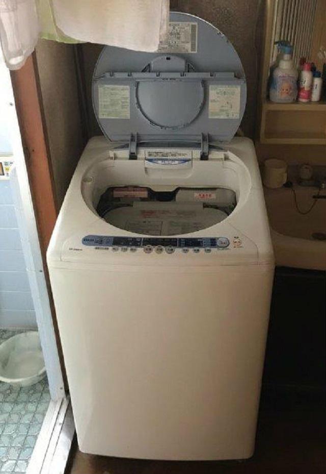 洗濯機などの家電回収