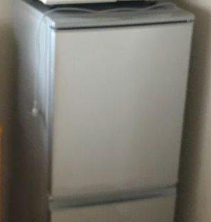 電子レンジと冷蔵庫