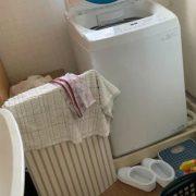 洗濯機などの家電品を不用品回収