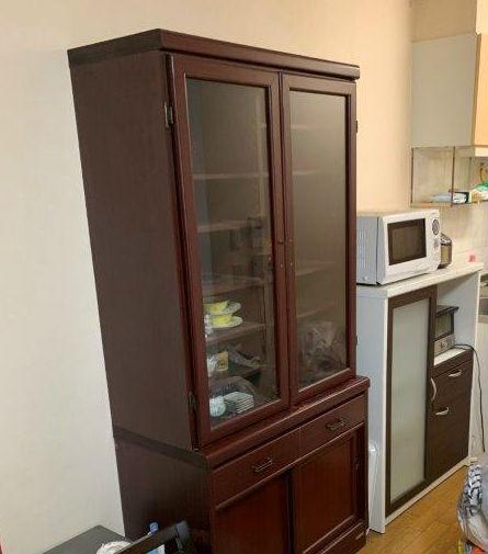 食器棚とキッチン家具