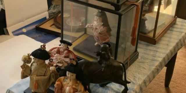 日本人形の買取