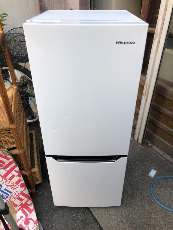 ハイセンスの冷蔵庫
