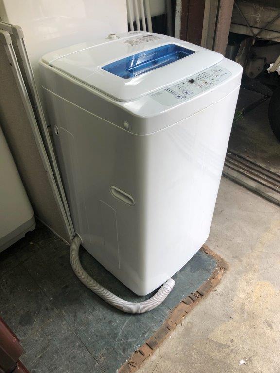 シャープ製の洗濯機