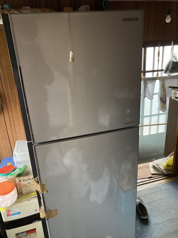 日立製の冷蔵庫