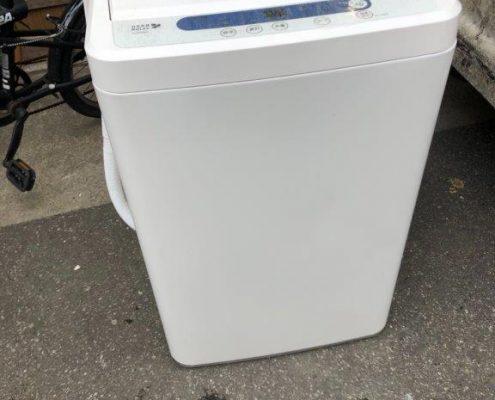 ヤマダ電機の洗濯機